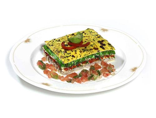 Parajos-csirkehúsos lasagne